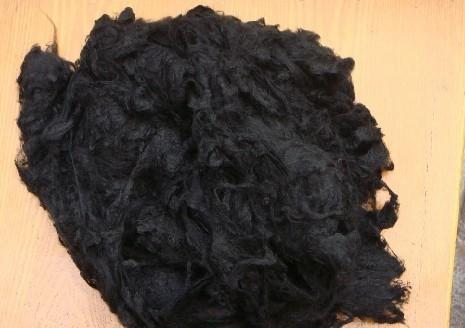 黑色粘膠纖維
